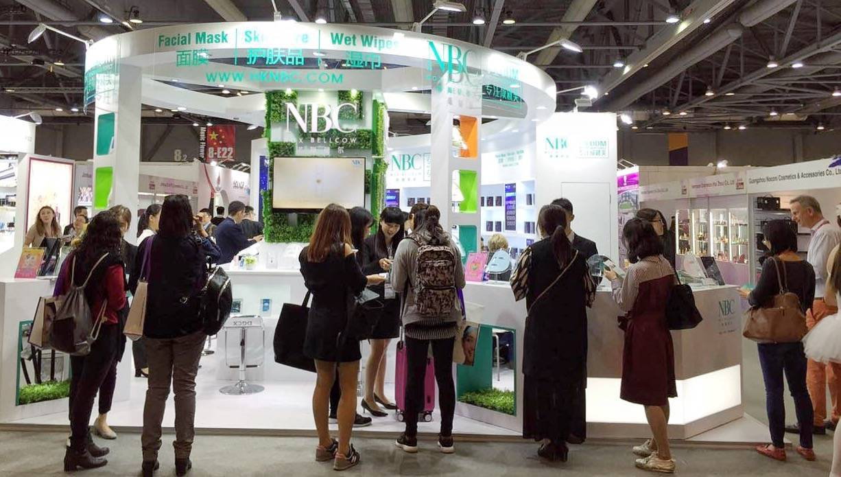 NOX BELLCOW-Exhibition News | First Launched At The Cosmoprof Asia, Biomass-1