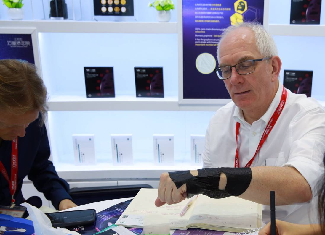 NOX BELLCOW-Exhibition News | First Launched At The Cosmoprof Asia, Biomass-3