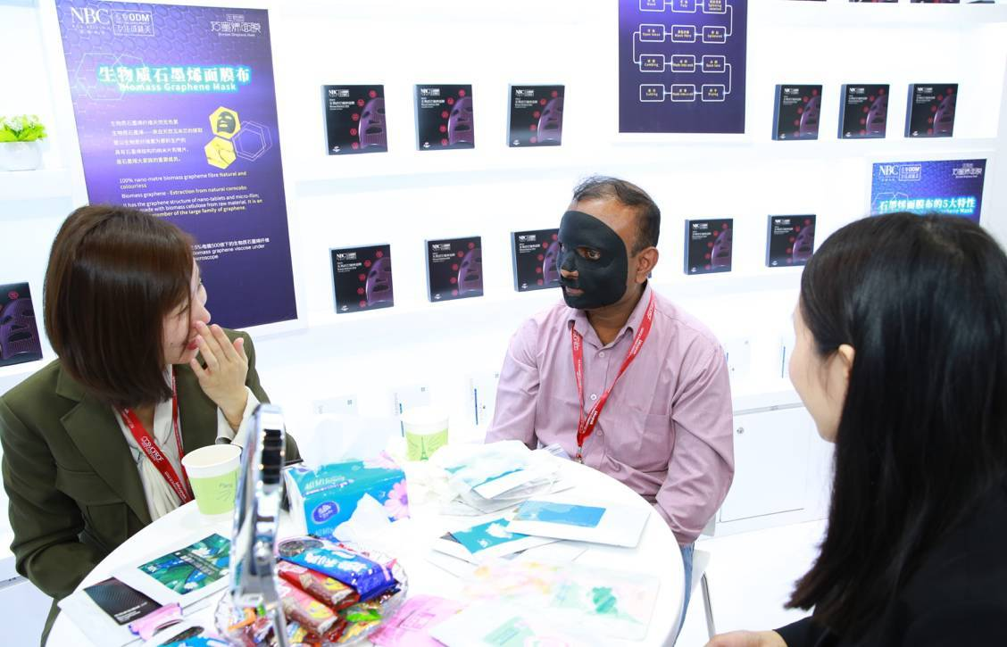 NOX BELLCOW-Exhibition News | First Launched At The Cosmoprof Asia, Biomass-4