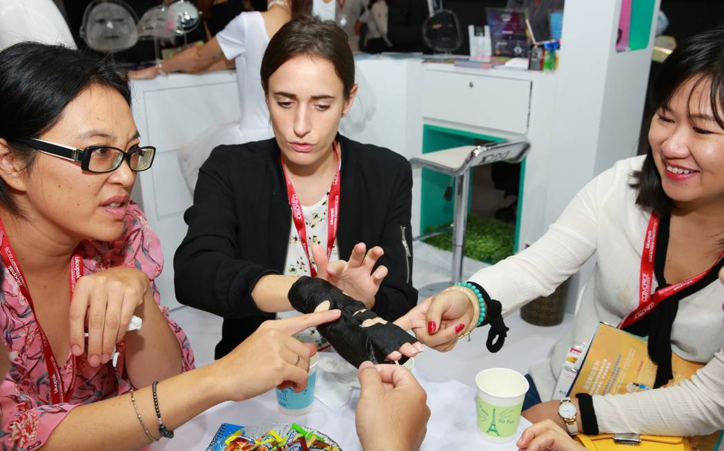 NOX BELLCOW-Exhibition News | First Launched At The Cosmoprof Asia, Biomass-2
