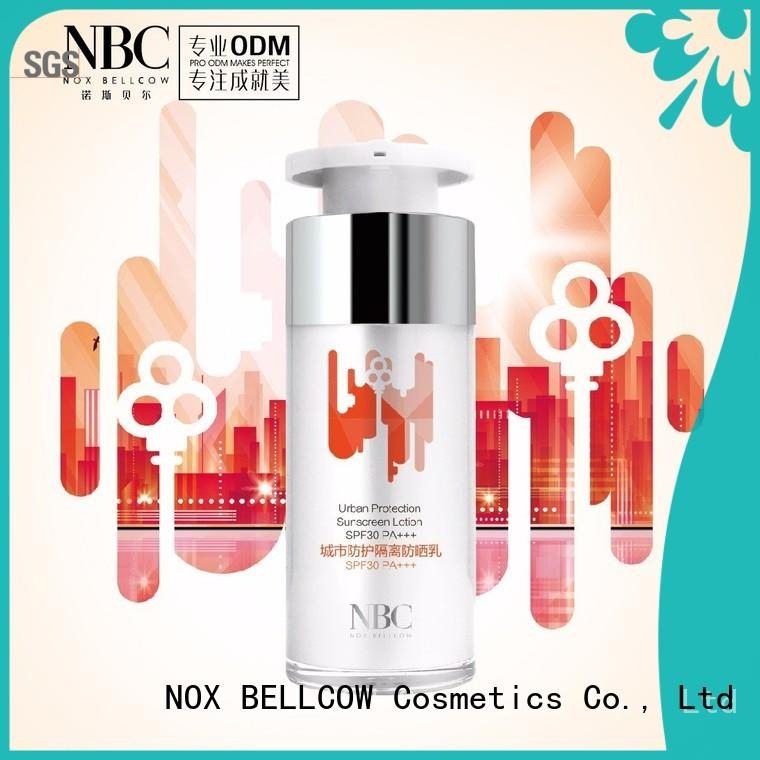 NOX BELLCOW moisture custom skin care manufacturers treatment for home