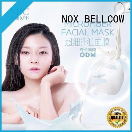 NOX BELLCOW dissolvable facial treatment mask factory for beauty salon