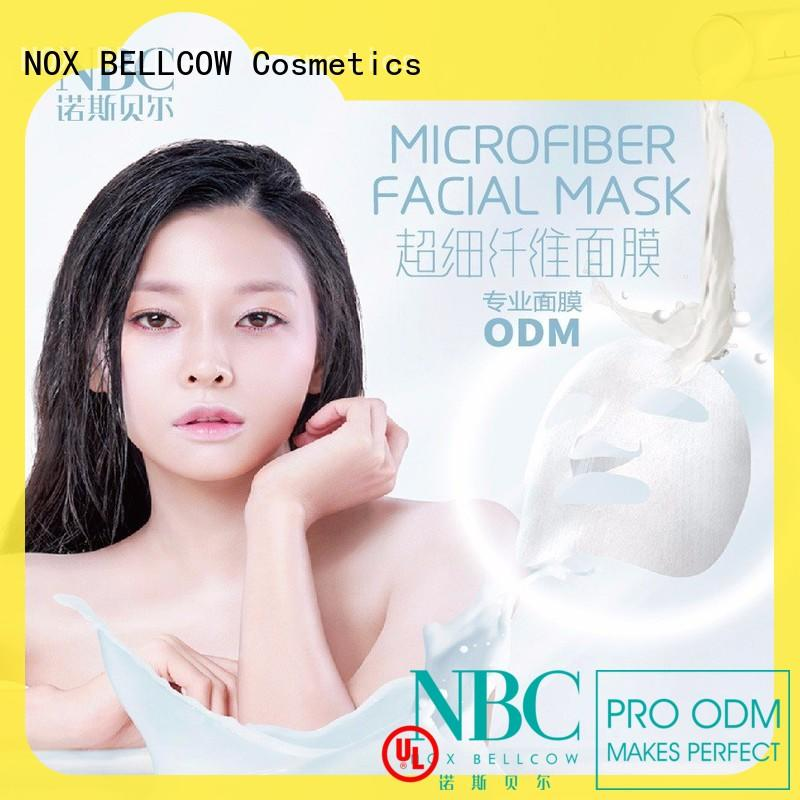 face mask for clear skin pore for travel NOX BELLCOW