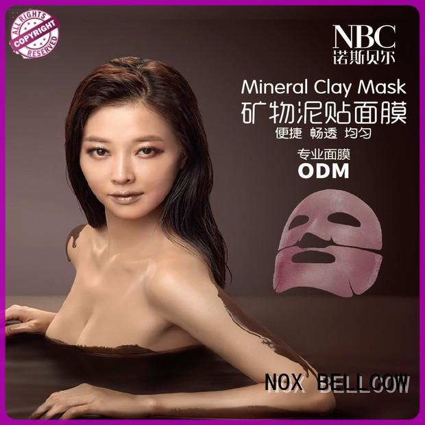NOX BELLCOW tightening sheet face mask series for women
