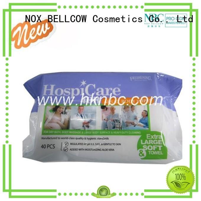 treatment soda skin care product series make NOX BELLCOW company
