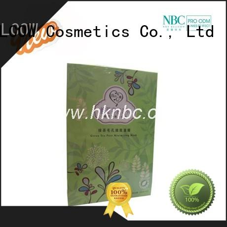 easy face masks naturecolored for women NOX BELLCOW