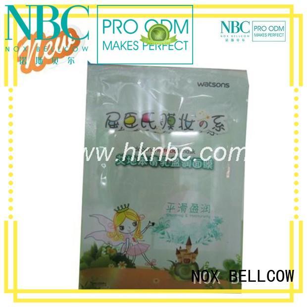 Quality NOX BELLCOW Brand cotton facial mask manufacturer
