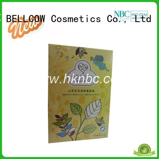 NOX BELLCOW oil control korean face mask series for man
