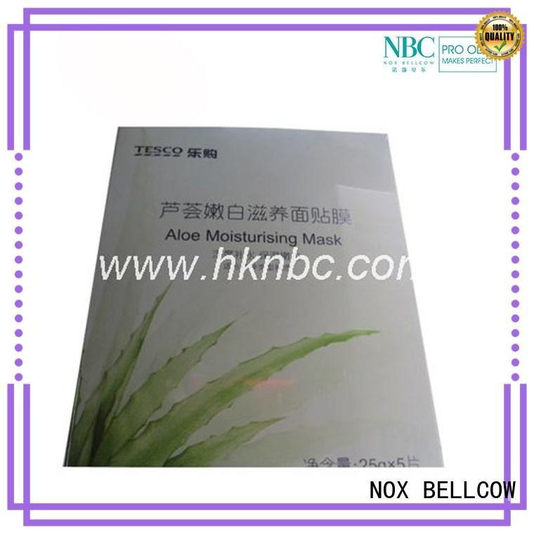 NOX BELLCOW firming facial mask manufacturer supplier for women