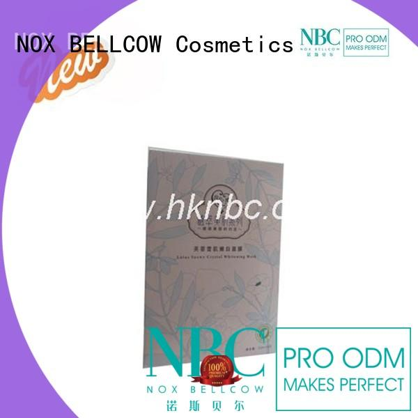 NOX BELLCOW premium hydrating face mask light for man