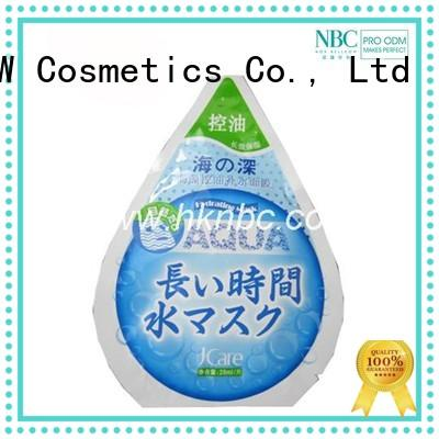 NOX BELLCOW solid facial masque wholesale for travel