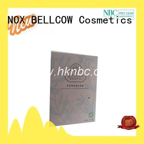 NOX BELLCOW instant facial face mask wholesale for beauty salon