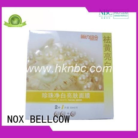 NOX BELLCOW moisturizing beauty mask wholesale for man