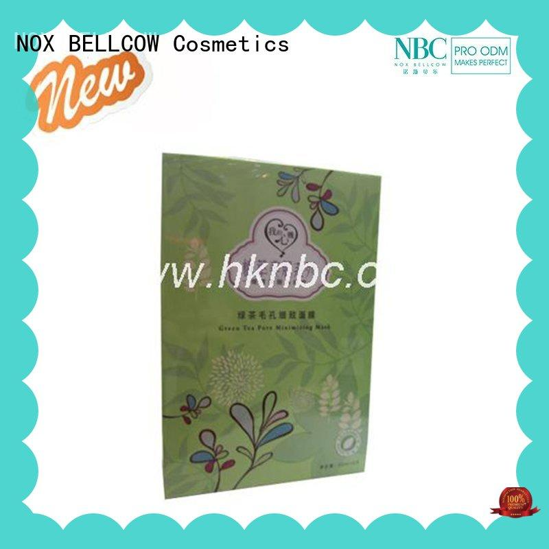 NOX BELLCOW pocket moisturizing face mask manufacturer for man
