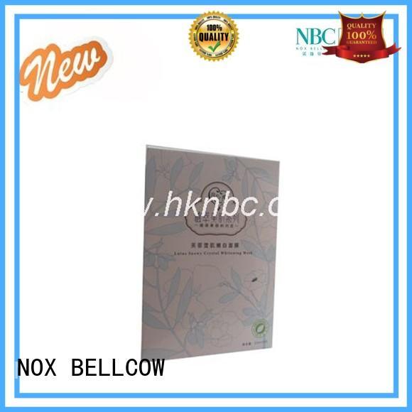 graphene antiblue NOX BELLCOW Brand biomass graphene mask factory