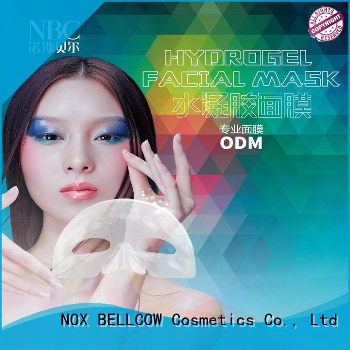 oil control japanese face mask tightening manufacturer for beauty salon