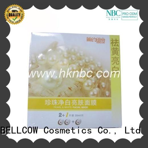 NOX BELLCOW pearl good face masks factory for home