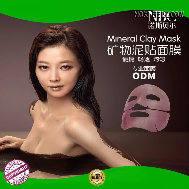 barrier thin bamdal facial mask manufacturer NOX BELLCOW