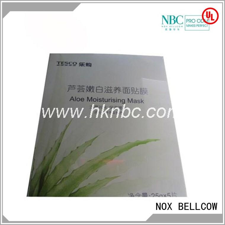 NOX BELLCOW mask facial mask manufacturer factory for home