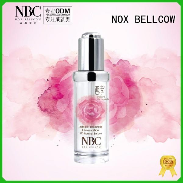 NOX BELLCOW micro•moisture facial skin care products plus for man