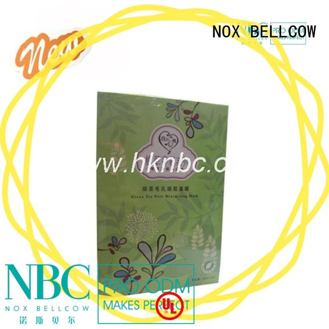 NOX BELLCOW instant beauty mask supplier for home