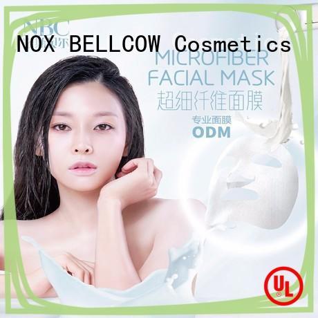 NOX BELLCOW tightening facial mask for women series for man