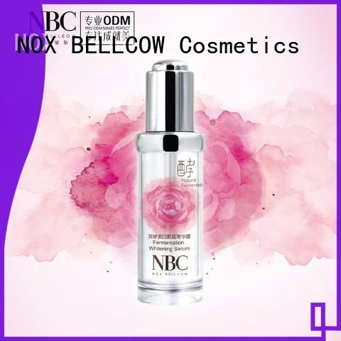 NOX BELLCOW beauty caring skin series for beauty salon