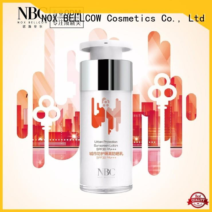 NOX BELLCOW plus facial skin products series for women