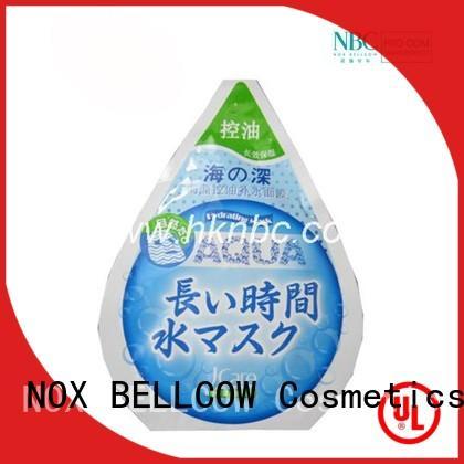 NOX BELLCOW tightening moisturizing face mask wholesale for women