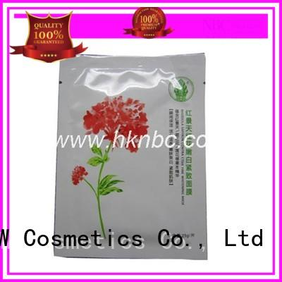 series naturecolored OEM facial mask manufacturer NOX BELLCOW
