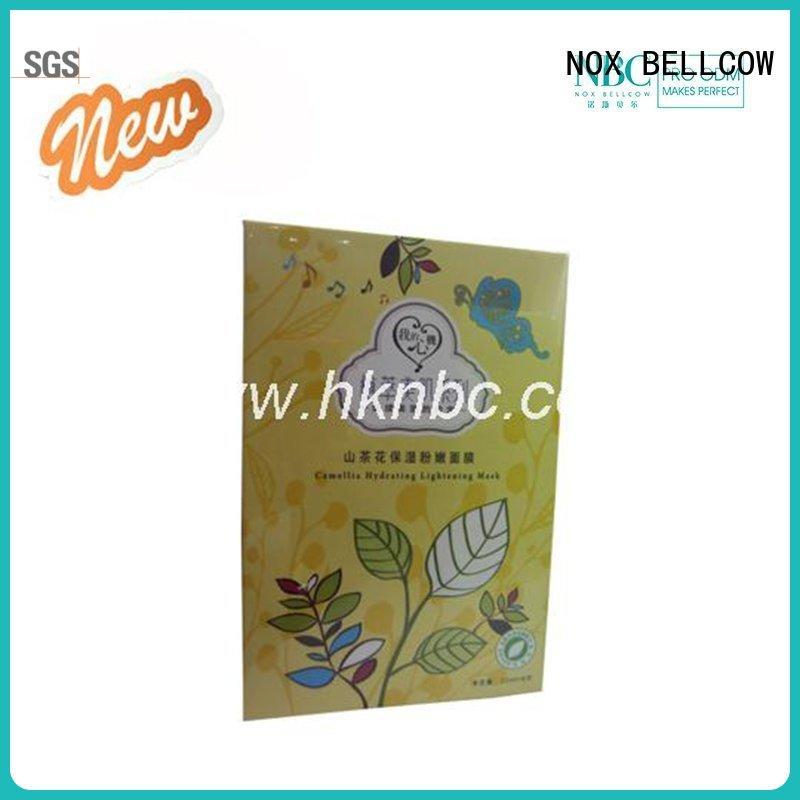 NOX BELLCOW pearl facial sheet mask manufacturer manufacturer for travel