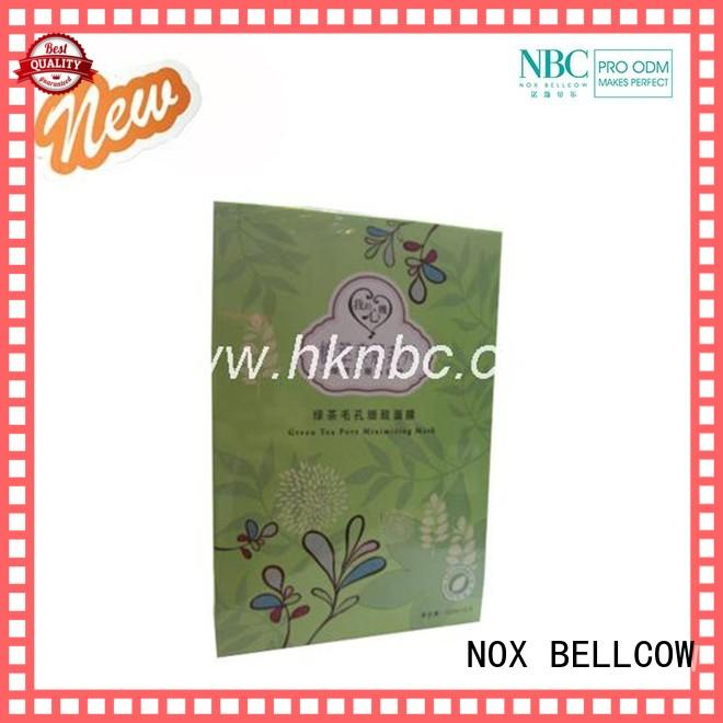 NOX BELLCOW firming hydrating facial masque manufacturer for man