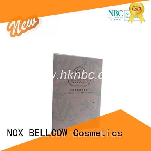 NOX BELLCOW instant natural face masks supplier for man
