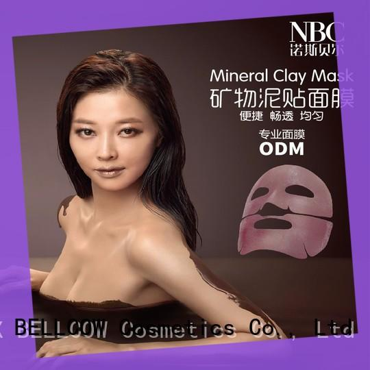 charcoal moisturizing face mask dissolvable factory for travel