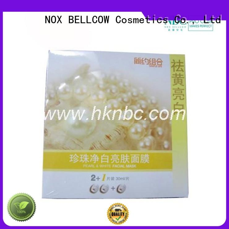 biomass graphene mask thin NOX BELLCOW Brand facial mask manufacturer