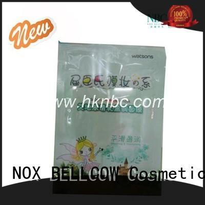 NOX BELLCOW pure facial face mask factory for man