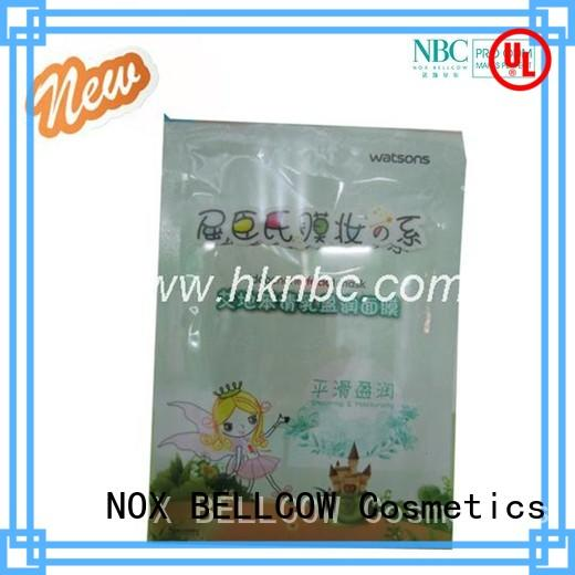dissolvable facial face mask pearl wholesale for travel