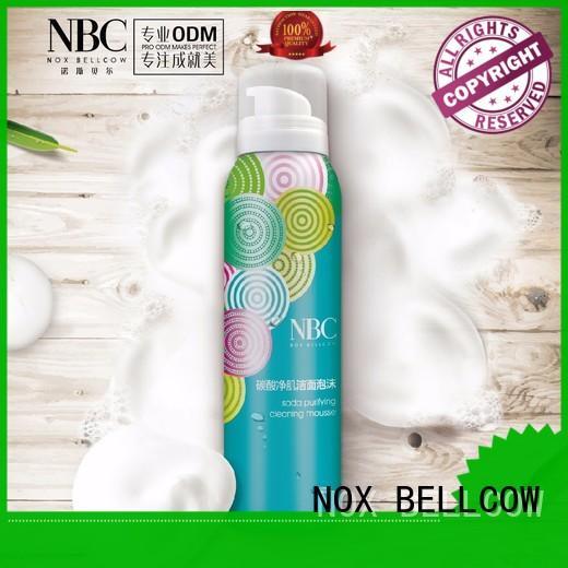 beauty soda skin skin care product NOX BELLCOW Brand company