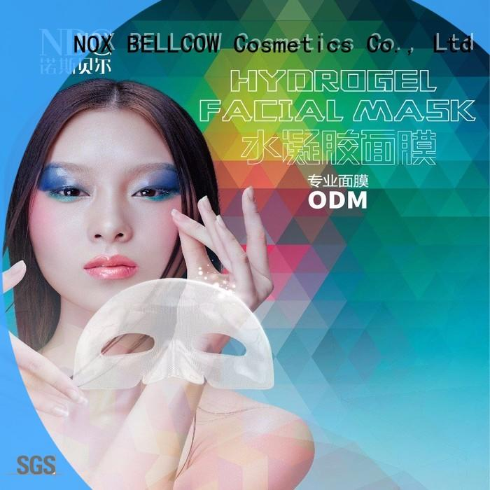 NOX BELLCOW tightening facial mask oem supplier for home