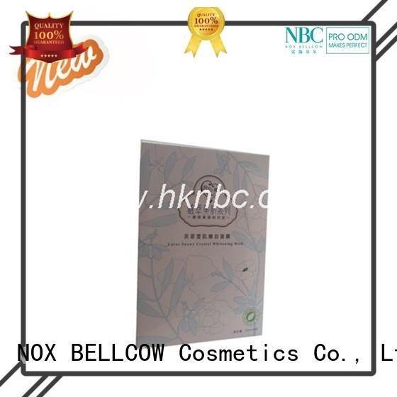 NOX BELLCOW pocket whitening face mask whitening for women
