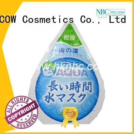 NOX BELLCOW Brand aloe dissolvable tea biomass graphene mask stress