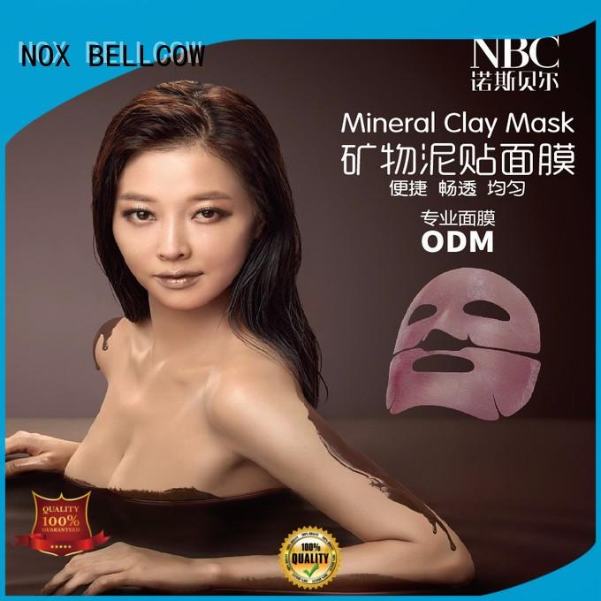 pearl efficacy facial mask manufacturer NOX BELLCOW Brand