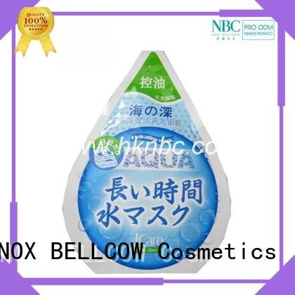 NOX BELLCOW firming facial treatment mask supplier for beauty salon