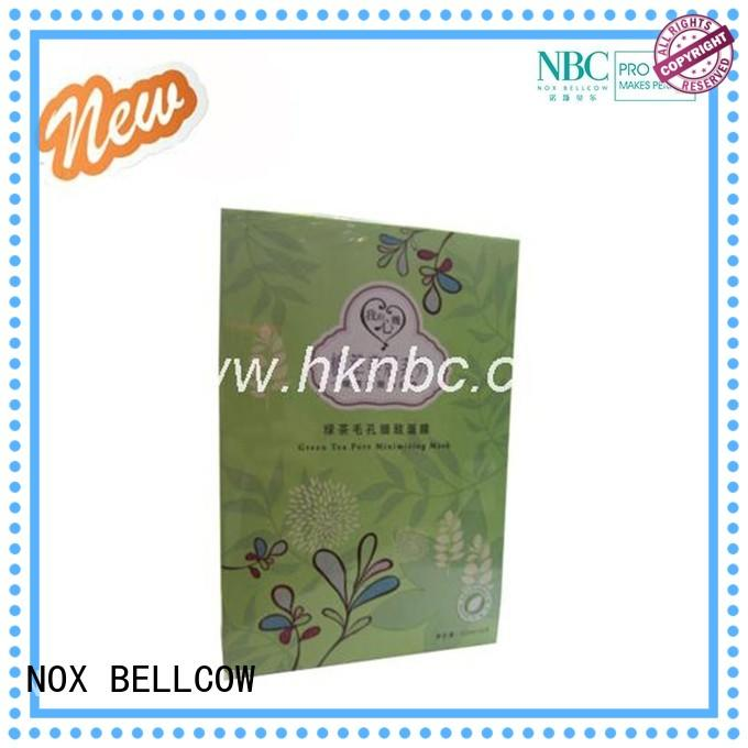 NOX BELLCOW instant moisturizing face mask factory for home