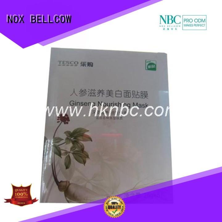 NOX BELLCOW dissolvable facial mask manufacturer manufacturer for man