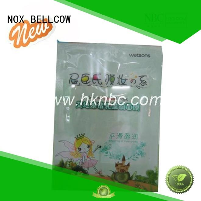 ultra pure barrier biomass graphene mask NOX BELLCOW Brand