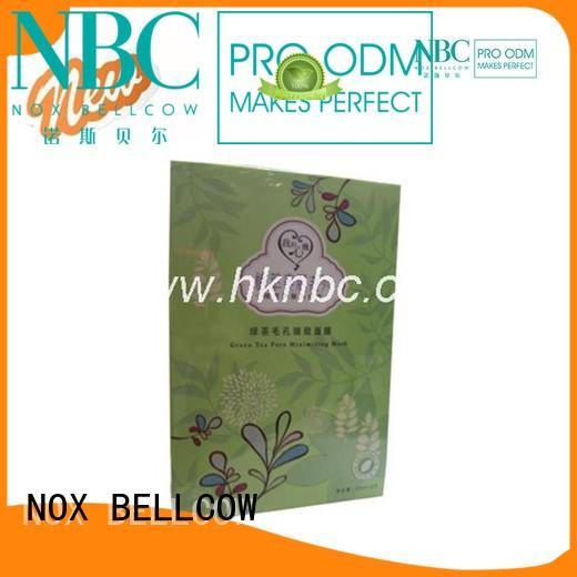 biomass graphene mask clay facial mask manufacturer NOX BELLCOW Brand