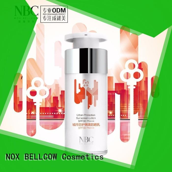 NOX BELLCOW face customize skin care manufacturer for travel