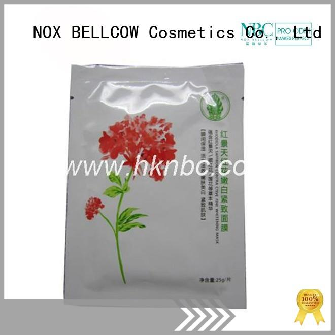 dissolvable facial mask skin care products crystal supplier for women