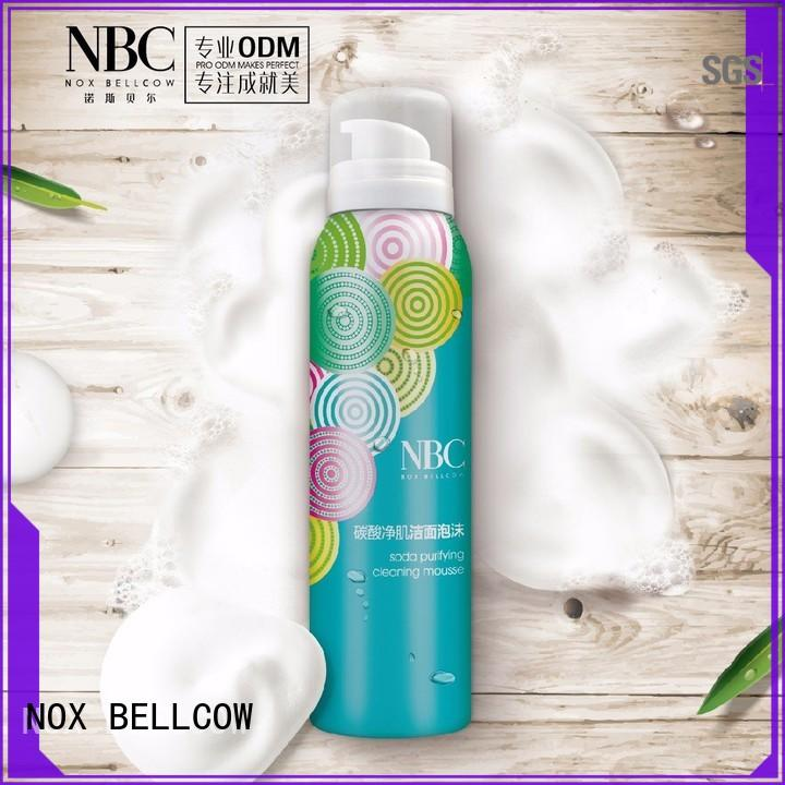 NOX BELLCOW beauty custom skin care manufacturers protector for man